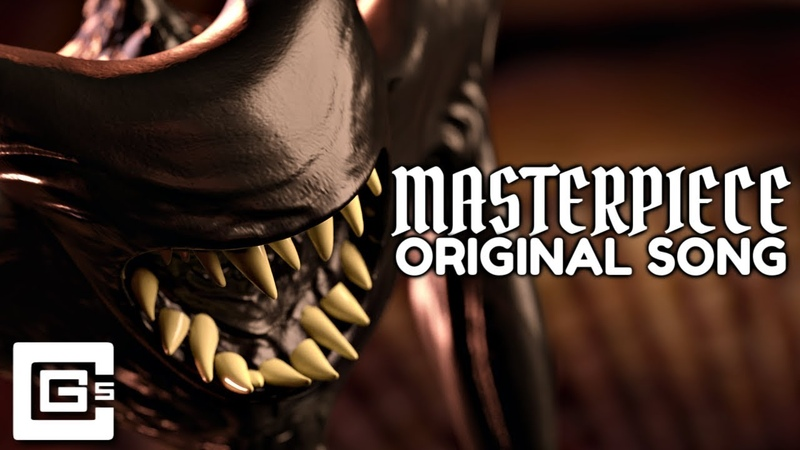BENDY AND THE INK MACHINE SONG ▶ Masterpiece ft B Slick CG5