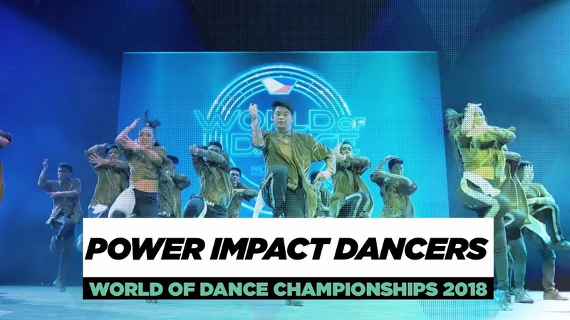 Power Impact Dancers | Team Division | World of Dance Championships 2018 | WODCHAMPS18