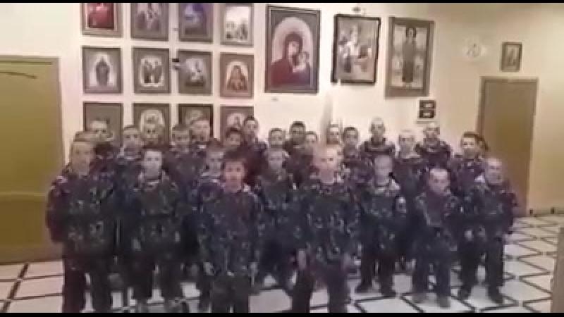 Чтобы русский дух не потух