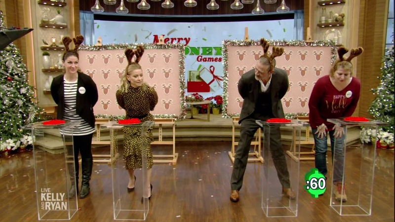Merry Money Games: Rudolph's Red Nose Race