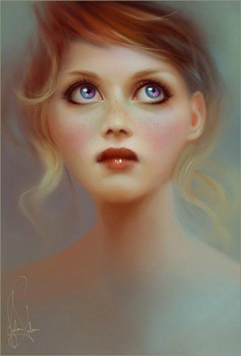 Иллюстратор Melanie Delon. - Фото № 6