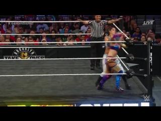 10 лучших женских матчей NXT: 10 место Asuka vs Bayley TakrOver 2016 Brooklyn #NXT #WWE #TakeOver #Asuka #Bayley