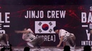 Jinjo Crew (South Korea) - SNIPES Battle Of The Year 2018 - Best Show