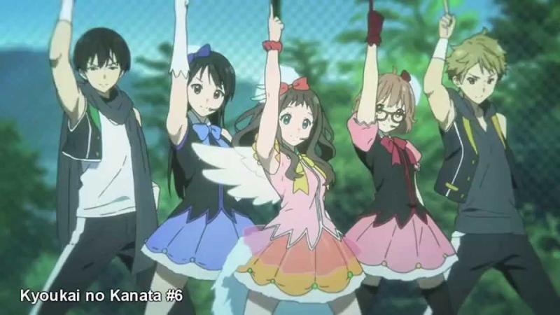 Dance Sakuga [MAD]