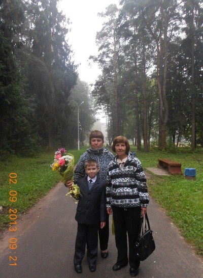Таня Синякова, 30 июня 1983, Москва, id217620339