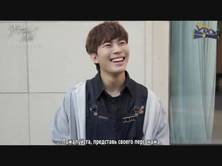[RUS SUB] Hongbin FAST-ER-IEW [On the Set of Hundred Million Stars From the Sky]