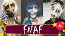 ● The Best FNAF Cosplay 2018 | New Five Nights At Freddy's World Compilation |