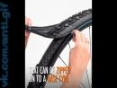 чехол для покрышки велосипеда