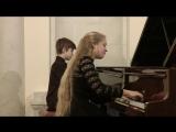 Мажара Дарья,  Мажара Евгений — Г. Брубек «Points on jazz», «A la Turk»