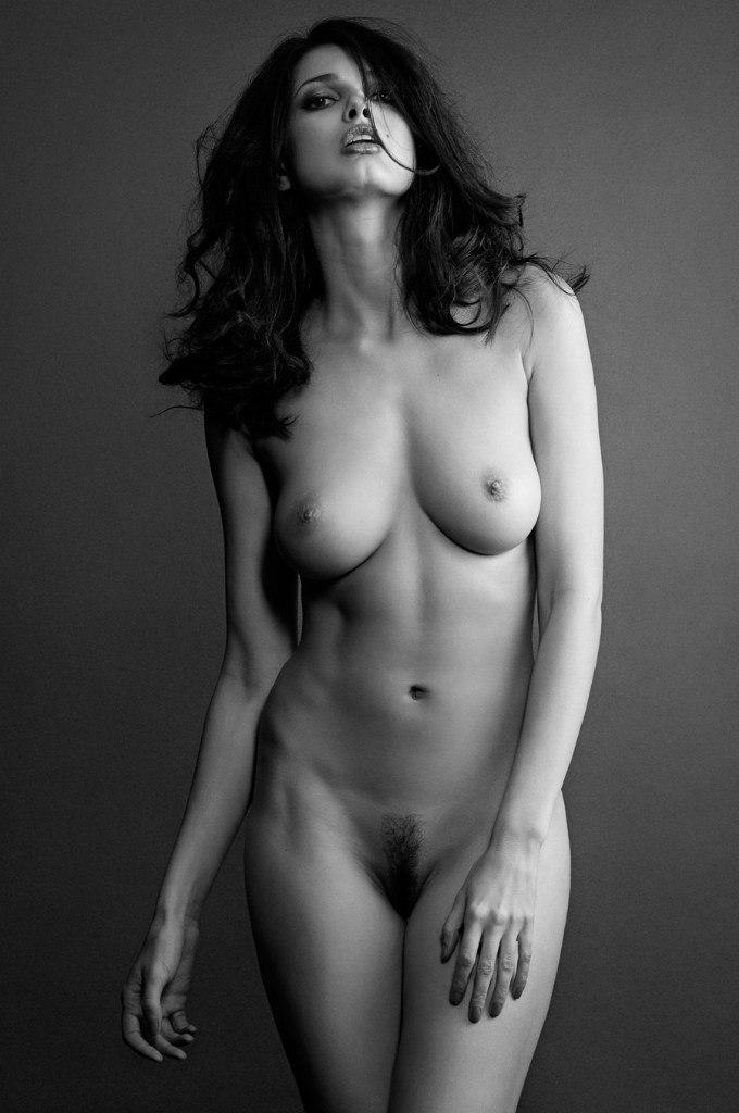 фото голых профессиональных моделей