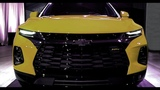 NEW 2019 - Chevrolet Blazer RS 3.6L V6 305 hp Sport SUV Crossover - Exterior and Interior 2160p 4K