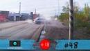 Новая подборка аварий, ДТП, происшествий на дороге, октябрь 2018 48