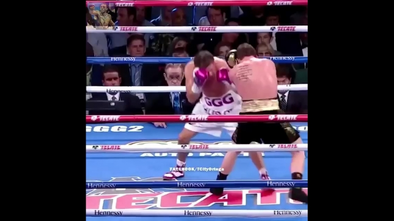 Canelo Highlights! Canelo really stepped it up this time and Hit GGG a lot _eyes__facepunch_ ( 640 X 640 ).mp4