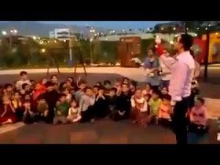 Езидские дети: Мы вернемся в Шангал.