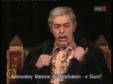 Verdi Don Carlo - Son io dinanzi al R