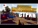 [СТРИМ] PlayerUnknown's Battlegrounds PUBG - Общаемся и убиваем