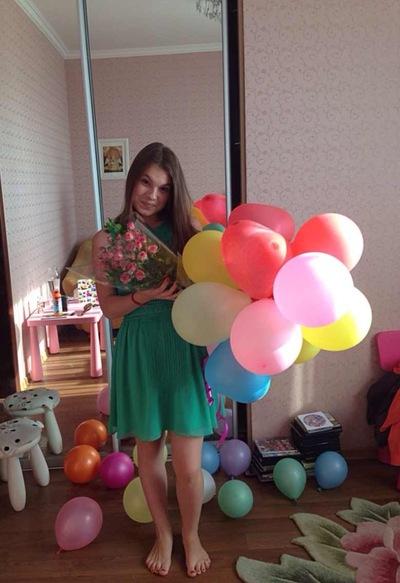 Елизавета Пахомова, 17 июля , Ставрополь, id145291359