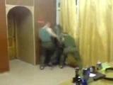 Дедовщина в армии. Офицерам тоже достается!