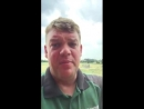 Ein Landwirt aus aktuellem Anlass Statement zur aktuellen Wettersituation