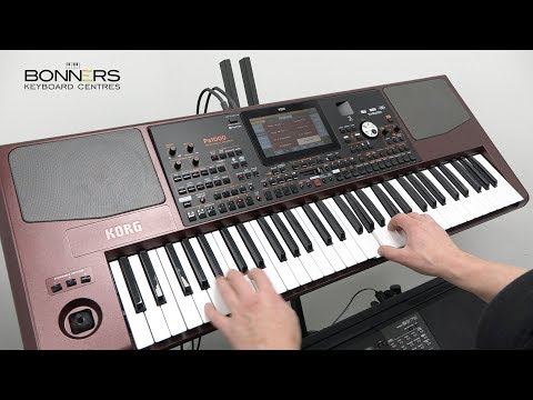 Korg PA1000 vs Yamaha PSR-S975 THE ULTIMATE COMPARISON VIDEO