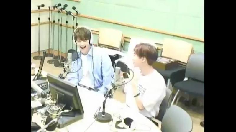 2min Minho Taemin SHINee 180621 KBS Cool FM Moon Hee Jun's Music Show
