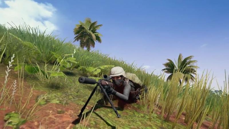 [SI WEST PLAY] Гайд: QBU лучшая DMR винтовка в PUBG. Как правильно стрелять с QBU в Playerunknown's Battlegrounds!