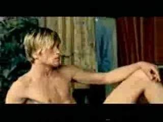 Flirtation a Naked Guy
