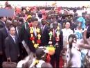 Председатель Си Цзиньпин совершил три визита в Африку за 5 лет