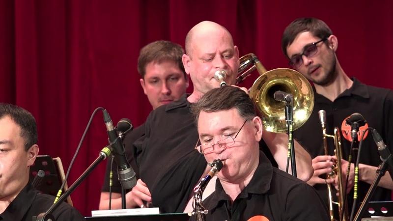 Arturo Sandowal «Closeli dancing» - джаз-оркестр Визит 09.03.2018