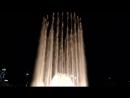 Танцующие фонтаны у Dubai Mall и Burj Khalif. Эпизод 2