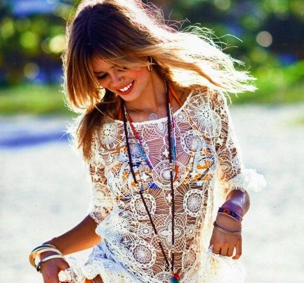 Хочешь быть счастливым человеком — не ройся в своей памяти. #FashionTV