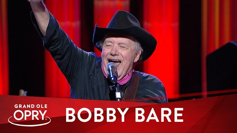 Bobby Bare - Marie Laveau   Live at the Opry   Opry
