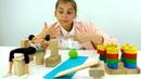 Мультики для девочек - Барби в тренажерном зале - Видео про кукол