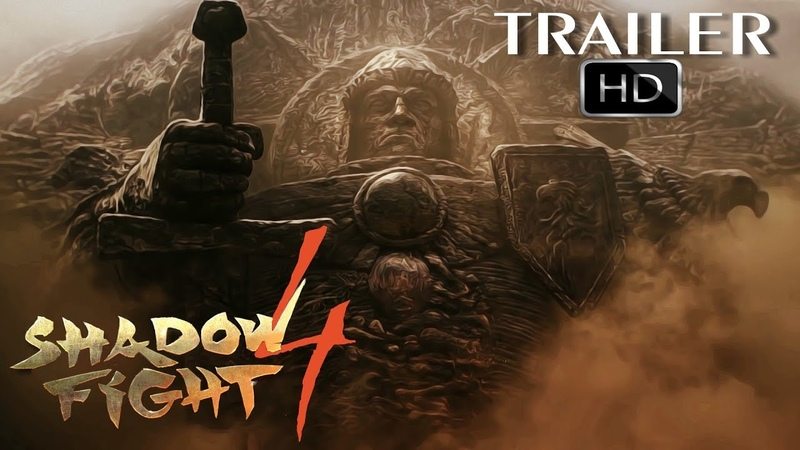 Shadow Fight: 4 Official Cinematic Trailer 6
