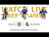 FREE TO WATCH: Chelsea FC v Real Sociedad