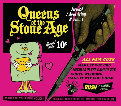 Queens of the Stone Age альбом Make It Wit Chu (International Version) (International Version)