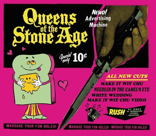 Queens of the Stone Age альбом Make It Wit Chu (International Version) (International Version)