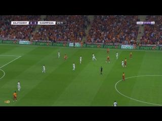 Galatasaray 4-1 Kasımpaşa 14.09.18 1.Yarı