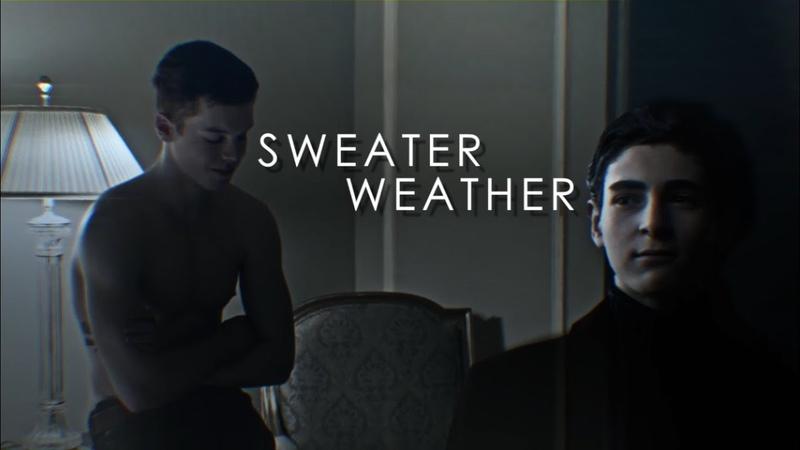 Jerome and bruce [ jeremiah] | sweater weather [au]