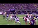 Адам Тилэн - лучшие моменты матча - 6 неделя - НФЛ-2108 - Американский Футбол