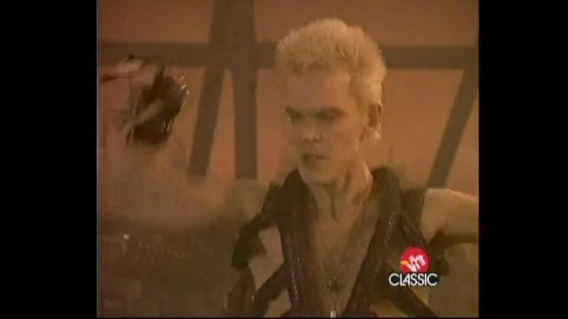 Billy Idol - Dancing With Myself(1983)