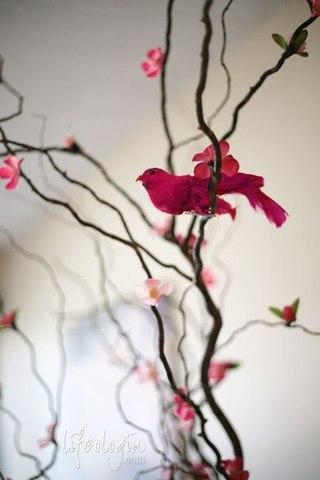 Как сделать декоративные цветы своими руками