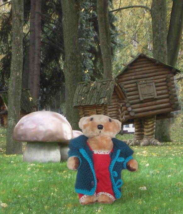 Мягкие игрушки Ольги Арисеп