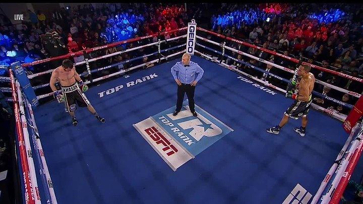 Rob Brant vs Khasan Baysangurov/ Роб Брант - Хасан Байсангуров