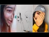 Tum Saath Ho - Double Face Challenge MusicallyTikTok