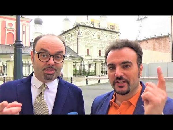 Russia News: Rassegna stampa russa in italiano 26.7.18 1C, MICHELE BRUSTIA, PIASTRELLA, ANAS