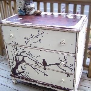Превратить старую мебель новую своими руками фото 677