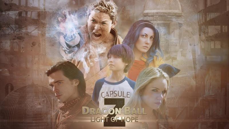 Dragon Ball Z Light of Hope 2 3 (New Live Action Film) *RE-UPLOAD*