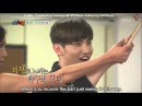 Eng Subs 130423 CKOTB Changmin Cut can you lead me how to do it