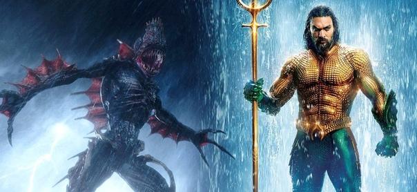 Джеймс Ван готовит спин-офф «Аквамена» про морских монстров